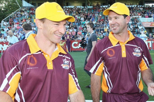 BOOMER SET TO LINE UP FOR ROOS ONE MORE TIME