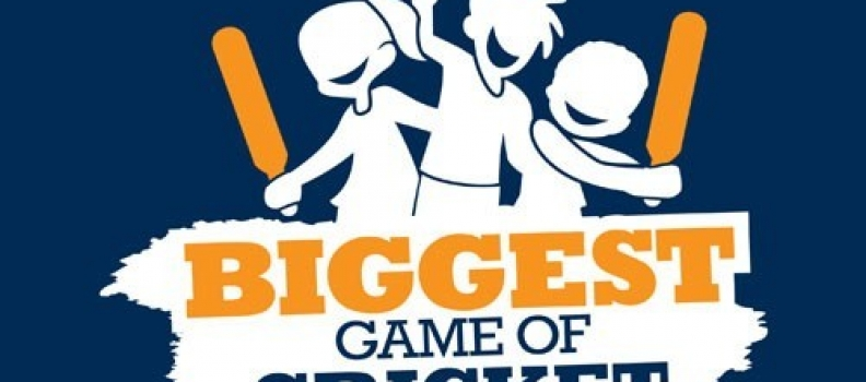 2016 Biggest Game of Cricket Officially Launched